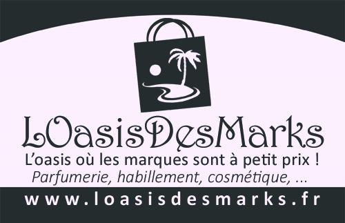 Carte De Visite LOASISDESMARKS